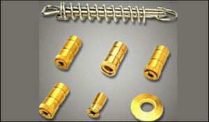 Brass Slotted Anchors Concrete Anchors Anchor fasteners